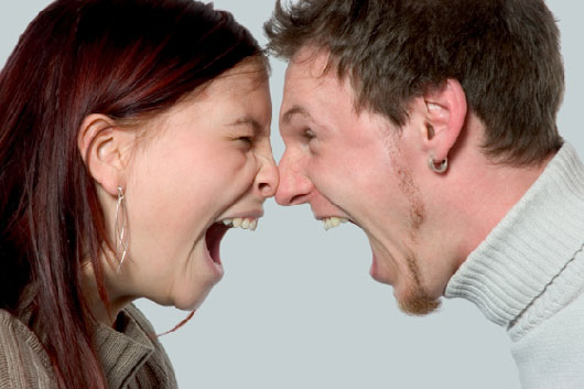 Divorcing a verbally abusive husband