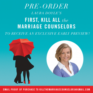 Preorder First, Kill All the Marriage Counselors