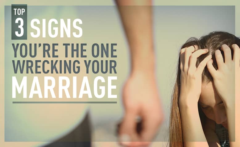 Marriage Problem Signs
