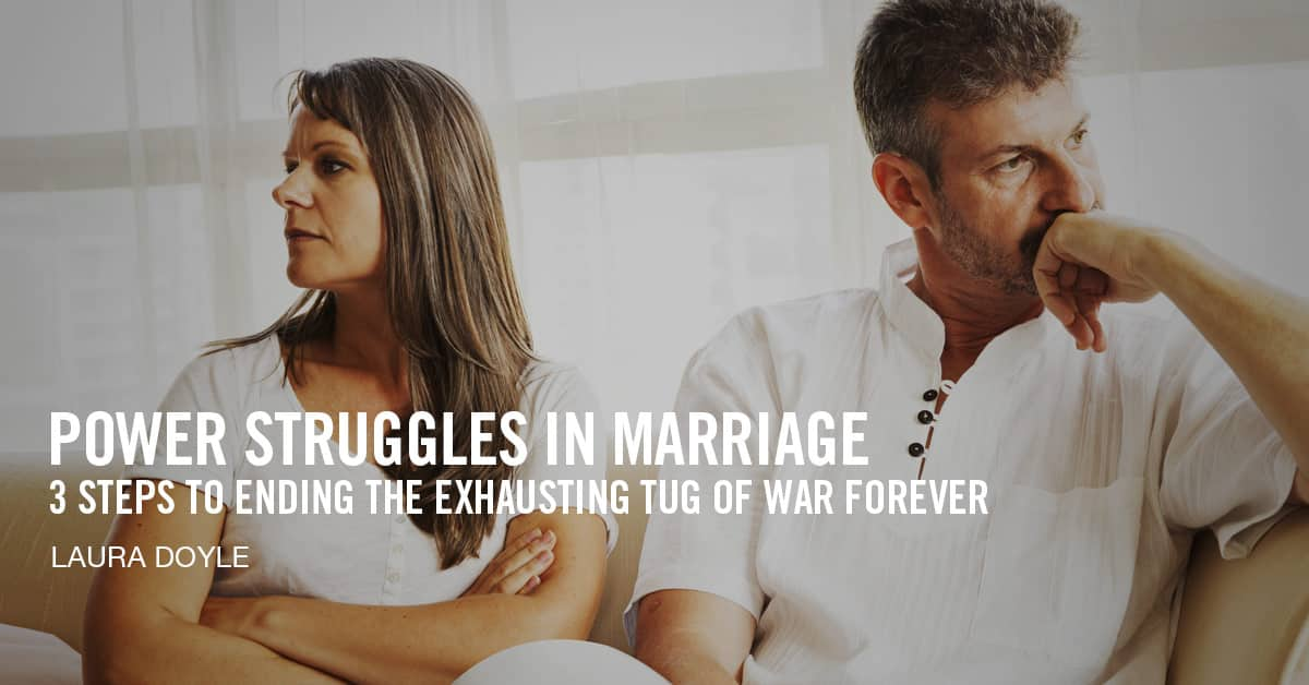 Power Struggles in Marriage
