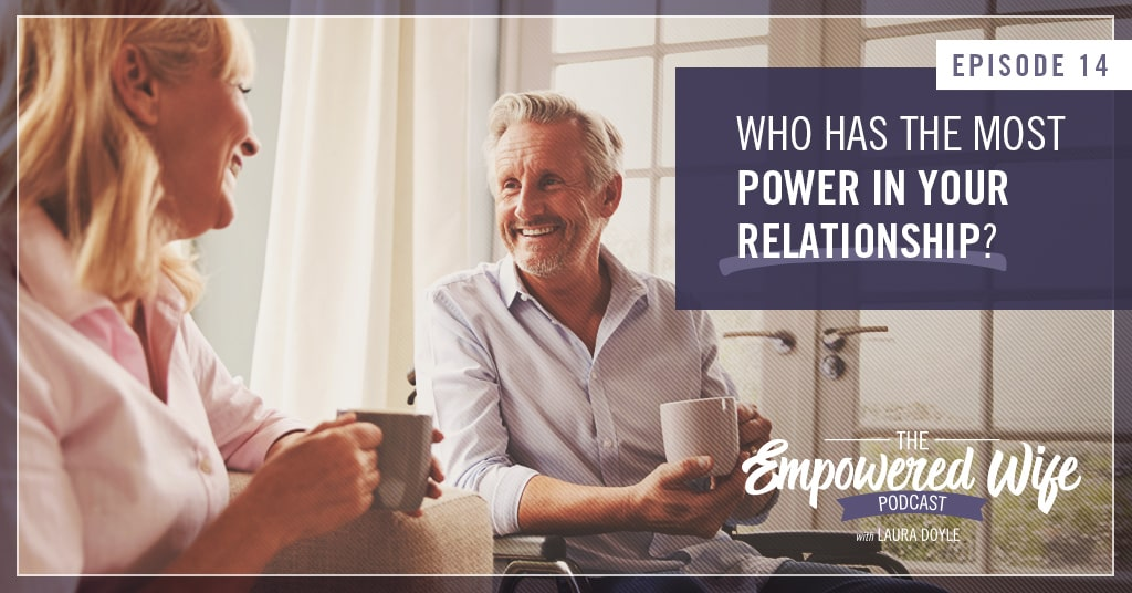 Who has the most power in your relationship?