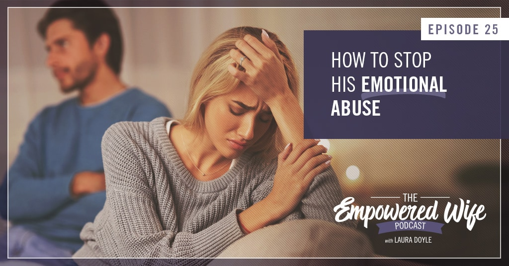 How to stop my husband's verbal abuse?