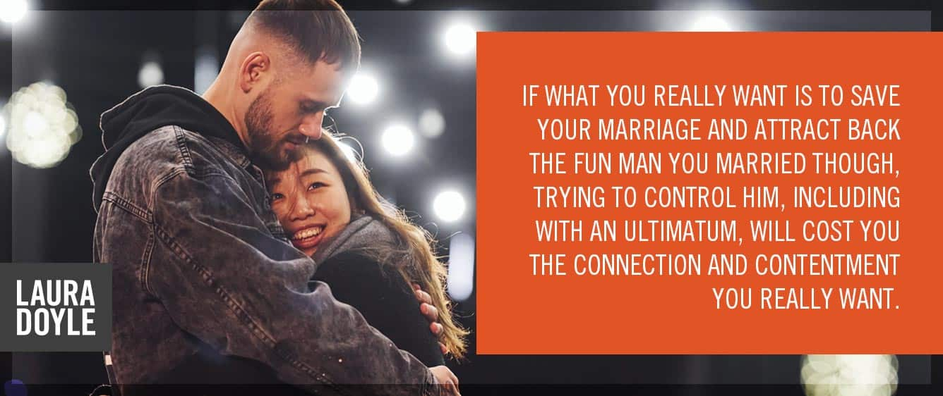 connection in marriage